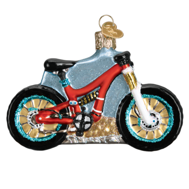 Mountain Bike Ornament