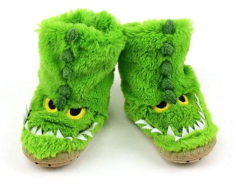 Kids Slippers Alligators
