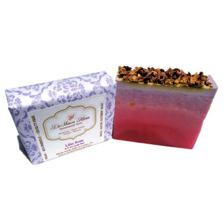 Lilac Rose Bar Soap