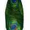Thumbnail: Peacock Vase Green