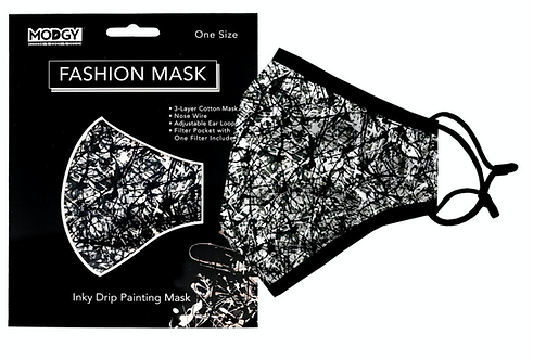 Ink Fashion Mask