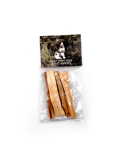 Palo Santo Smudge Sticks