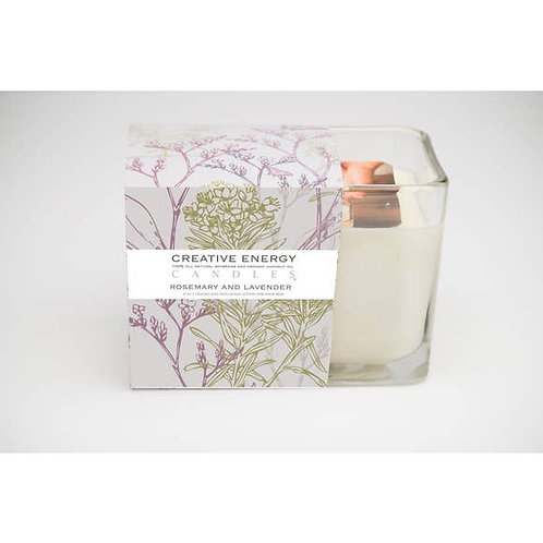Lotion Candle Rosemary Lavender