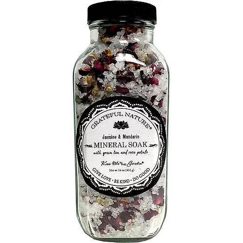 Grateful Nature Mineral Soak 16 oz