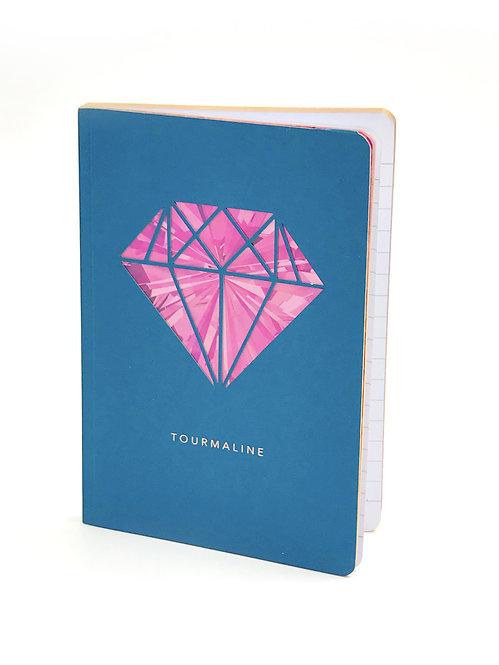 Tourmaline Mini Journal
