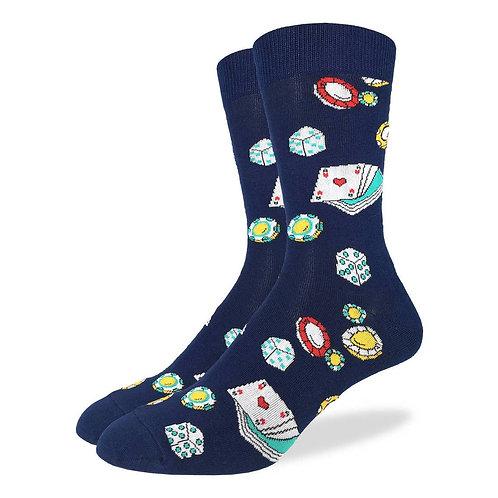 Men's Casino Socks