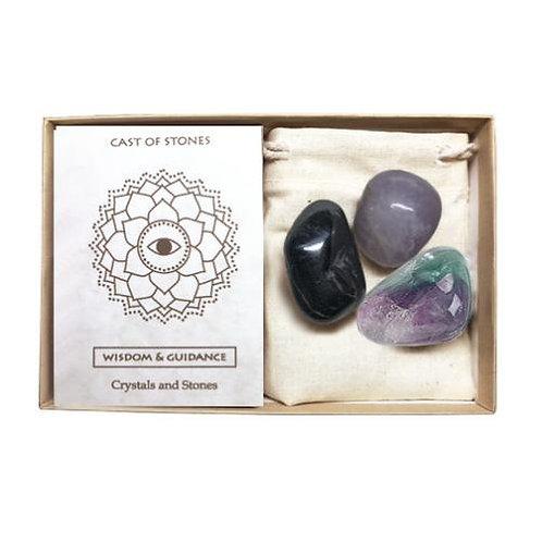 Wisdom & Guidance Stone Set