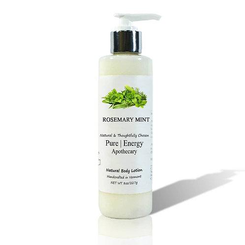Rosemary Mint Body Lotion 8 oz