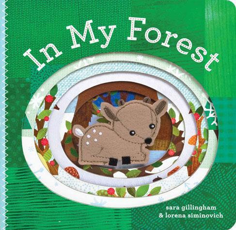 In My Forest Children's Book