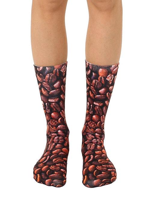 Coffee Beans Socks
