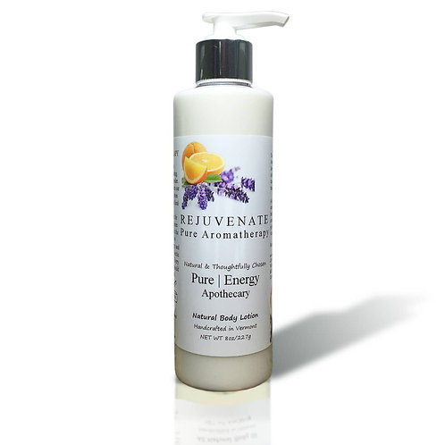 Pure Aromatherapy Body Lotion 8 oz