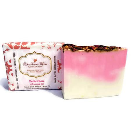 Perfect Rose Bar Soap