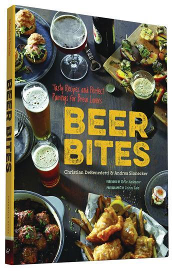Beer Bites Tasty Recipes and Perfect Pairings for Brew Lovers