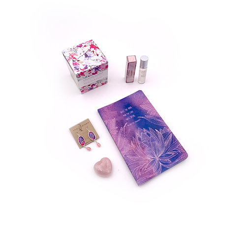 Rose Quartz Weekend Gift Set