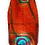 Thumbnail: Peacock Vase Red