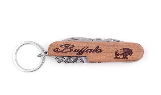 Buffalo Pocket Knife