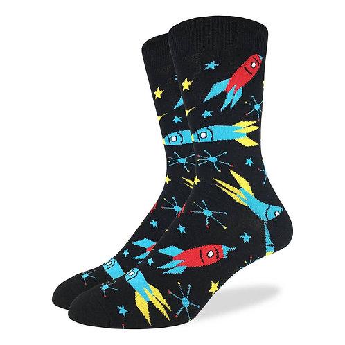 Men's Rockets Socks