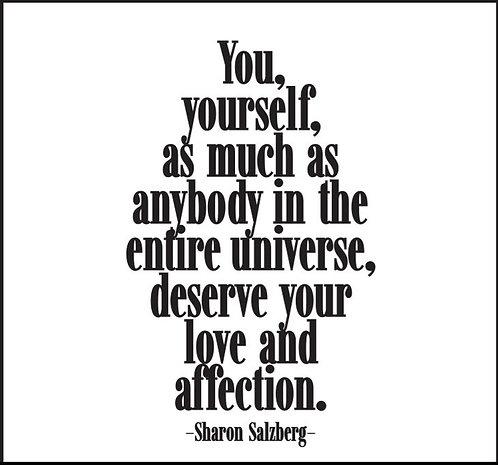 Self Love Magnet