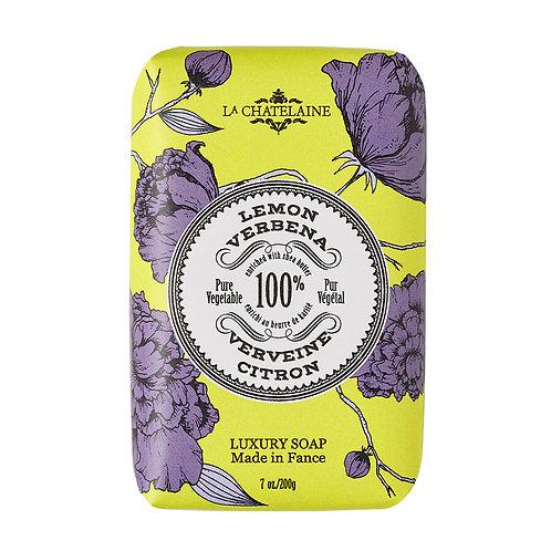 Lemon Verbena Luxury Bar Soap