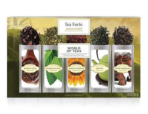 Wold of Tea Loose Leaf Tea