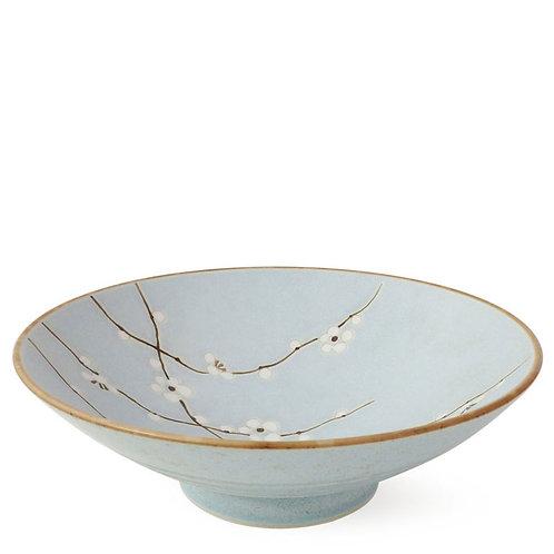 Zen Blossom Serving Bowl