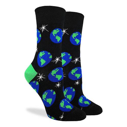 Women's Earth Socks