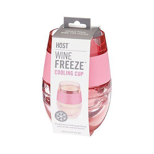 Rosé Freeze Cup