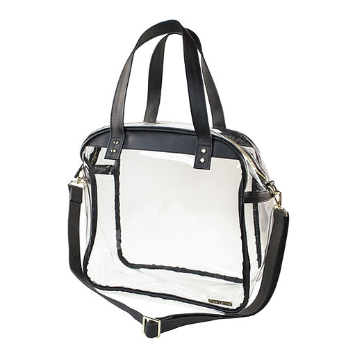 Black Carry-All Tote