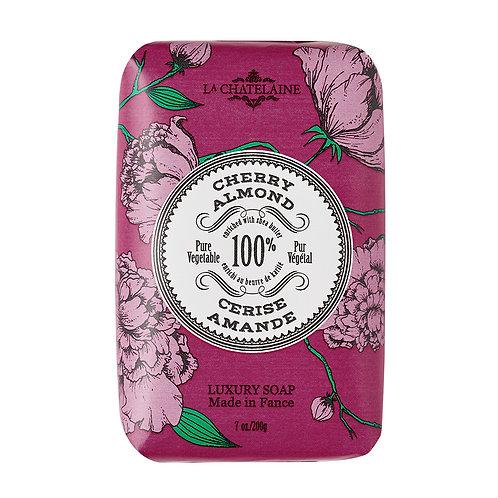 Cherry Almond Luxury Bar Soap