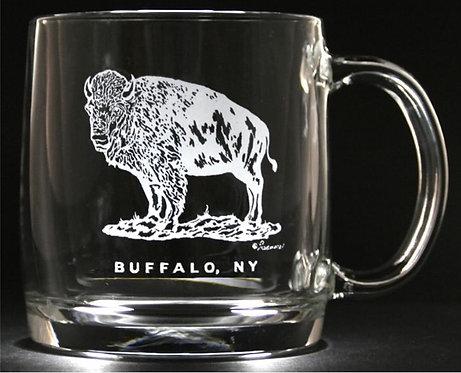 Buffalo Standing Coffee mug