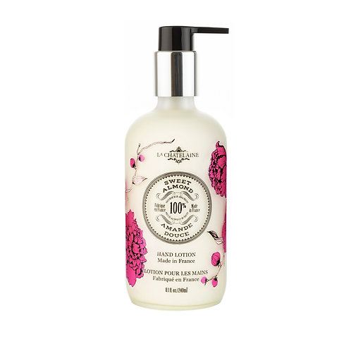 Sweet Almond Hand Lotion