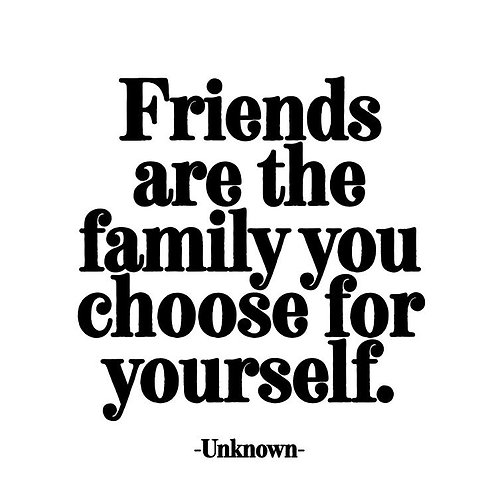Choose Friend Card