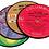 Thumbnail: Recycled Record Coaster Set