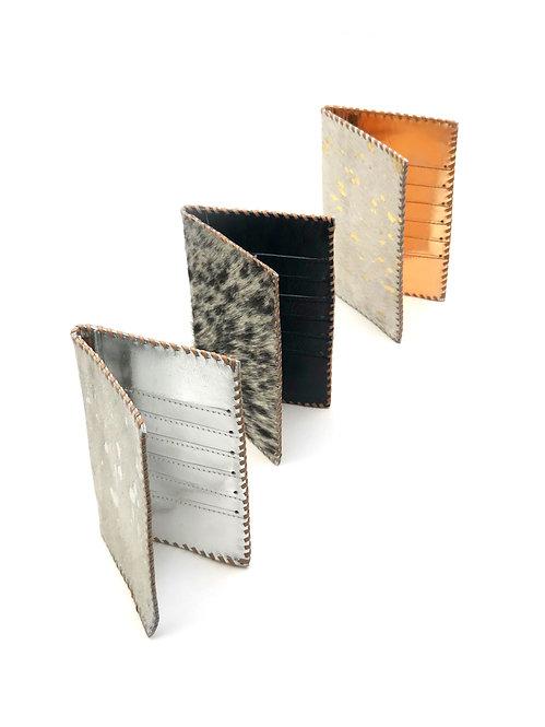Long Cowhide Wallet