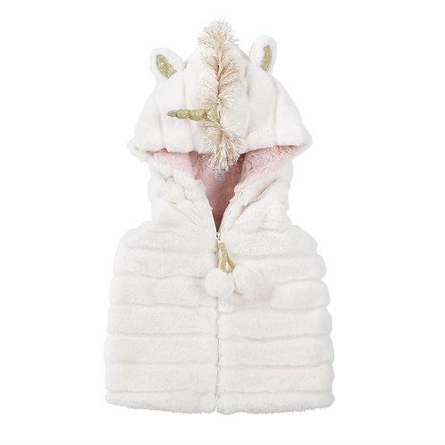 Unicorn Hooded Vest