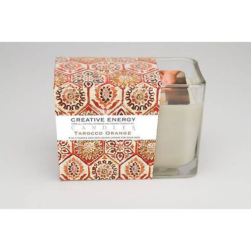 Lotion Candle Tarocco Orange