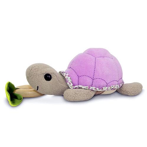 Purple Musical Turtle