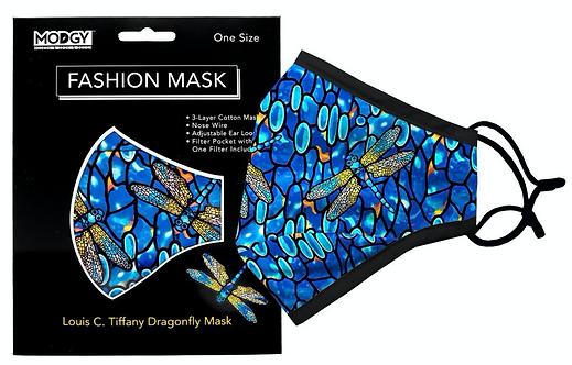 Louis C. Tiffany Dragonfly Fashion Mask
