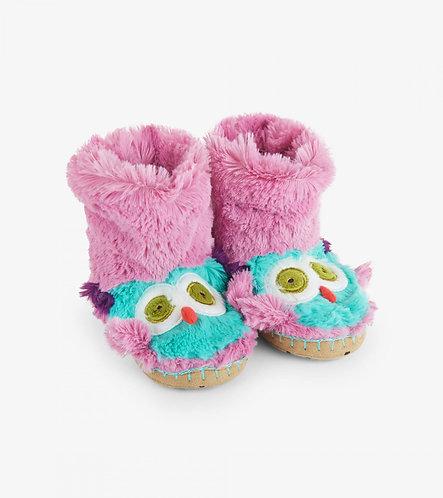 Kids Slippers Owl