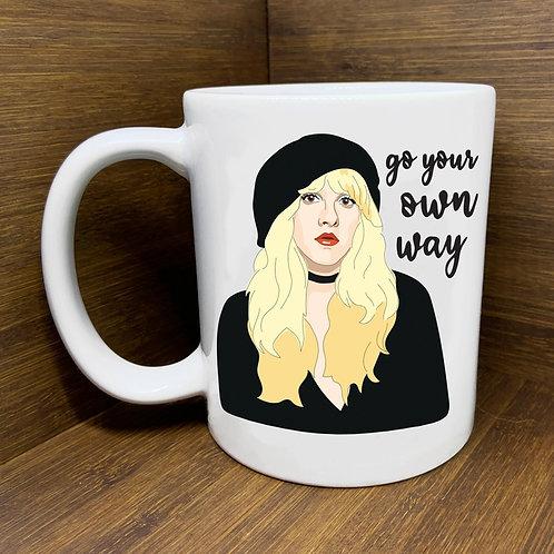 Stevie Nicks Mug