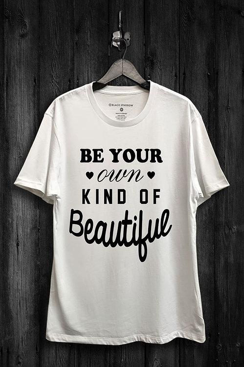 Beautiful Tee Shirt White