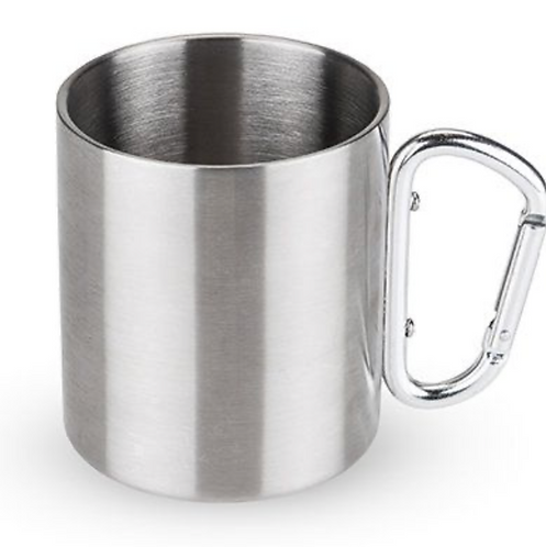 Carabiner Travel Mug