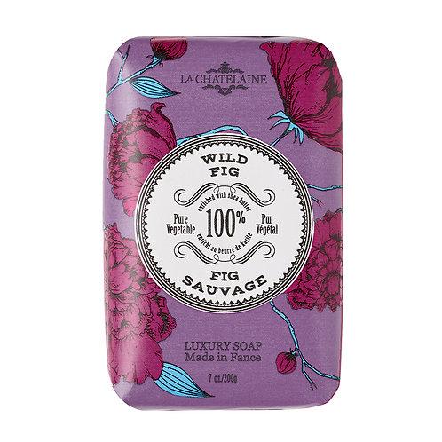 Wild Fig Luxury Bar Soap