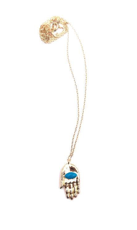 Hand of Buddha Necklace