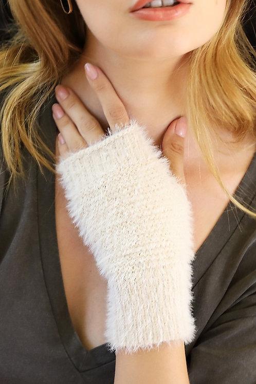 Soft Finger Less Gloves