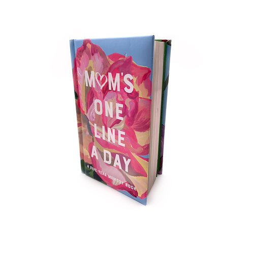 Mom One Line a day Journal
