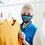 Thumbnail: Louis C. Tiffany Dragonfly Fashion Mask