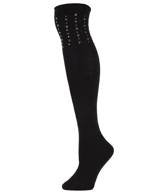 Over the Knee Sock Stars and Studs