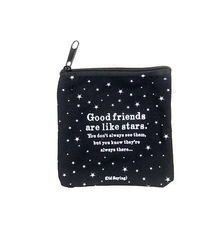 Loyal Friend Mini Pouch
