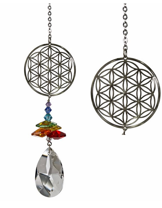 Flower of Life Sun Catcher